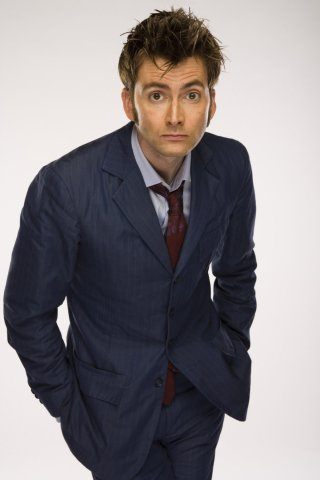 David Tennant height and weight