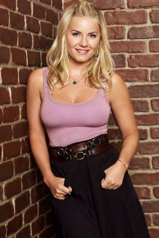Elisha Cuthbert height and weight
