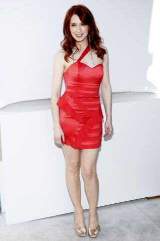 Felicia Day height and weight