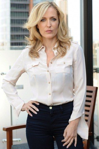 Gillian Anderson Height, Weight