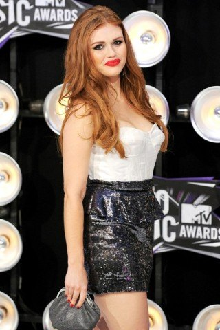 Holland Roden Height – Weight