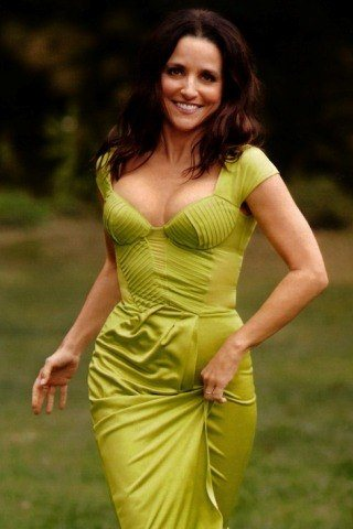 Julia Louis-Dreyfus height and weight
