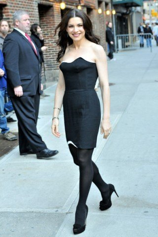 Julianna Margulies Height Weight