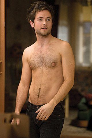 Justin Chatwin height and weight