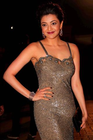 Kajal Agarwal height and weight