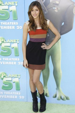 Kayla Ewell Height, Weight
