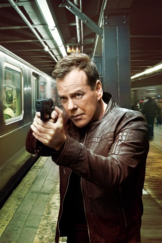 Kiefer Sutherland height and weight
