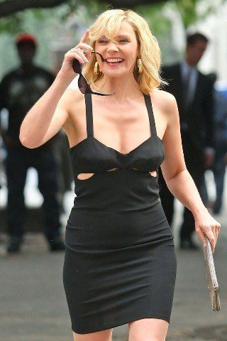 Kim Cattrall Height – Weight