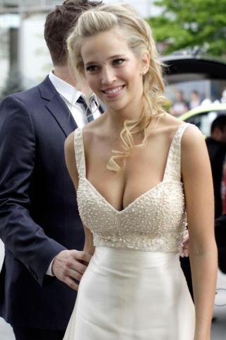 Luisana Lopilato Height – Weight