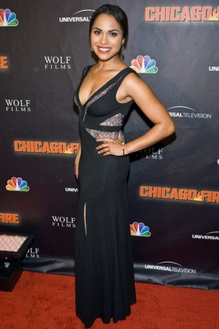 Monica Raymund height and weight