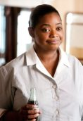 Octavia Spencer height and weight
