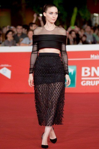 Rooney Mara Height, Weight