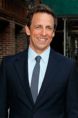Seth Meyers height and weight