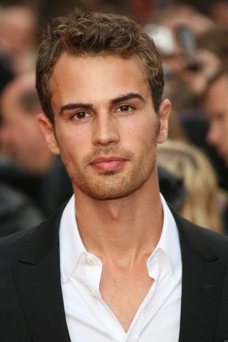 Theo James Height, Weight