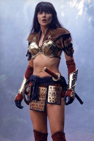 Lucy Lawless height and weight
