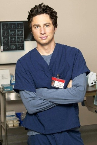 Zach Braff height and weight