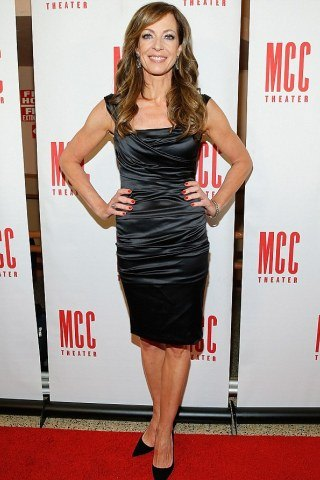 Discover Allison Janney Height