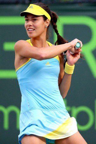 Ana Ivanovic Height, Weight