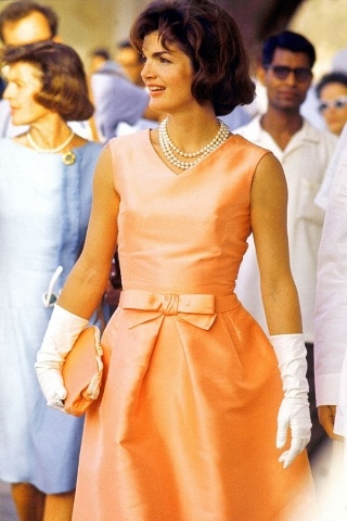Jackie Kennedy height and weight