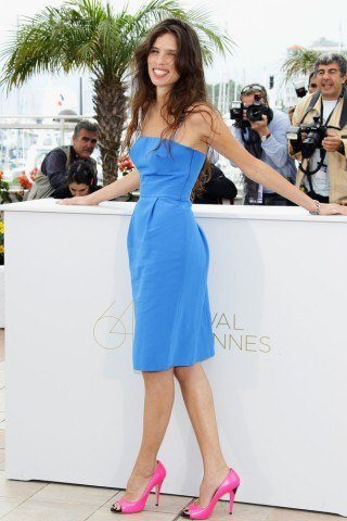 Maïwenn Height Weight