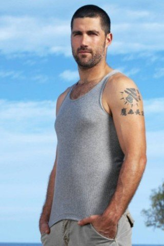 Matthew Fox height and weight