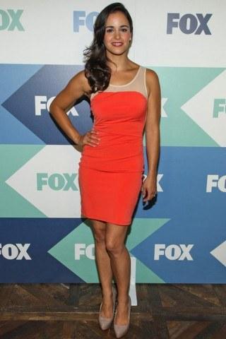 Melissa Fumero height