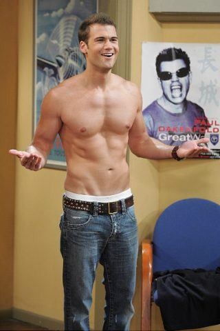 Nick Zano height and weight