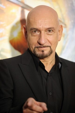Ben Kingsley height and weight