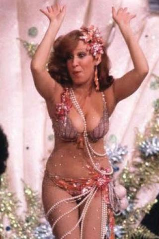 Bette Midler height and weight