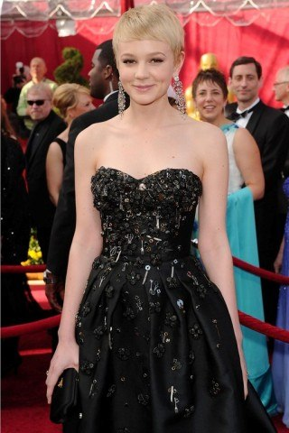 Carey Mulligan height and weight