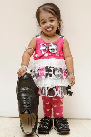 Jyoti Amge height and weight