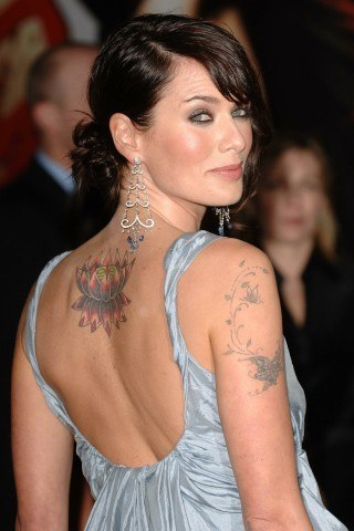 Lena Headey height and weight