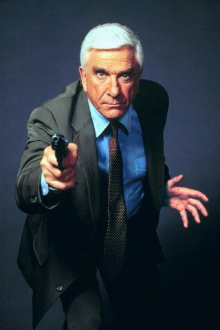 Leslie Nielsen height and weight