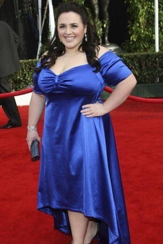 Nikki Blonsky height and weight