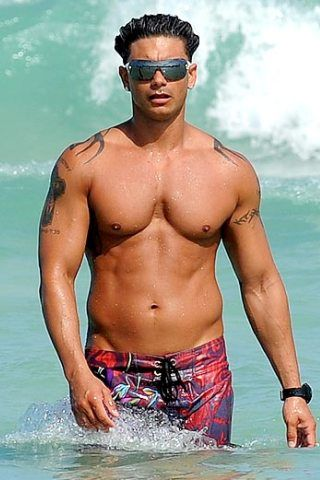Pauly D Height - Weight