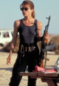 Linda Hamilton height and weight