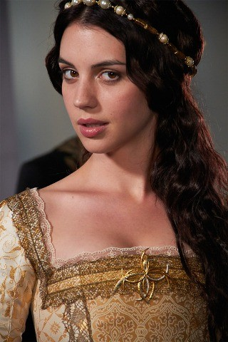Adelaide Kane height and weight