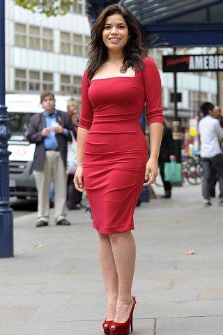 America Ferrera Height, Weight