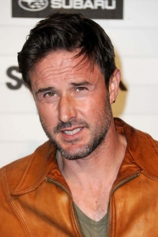 David Arquette height and weight