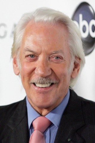 Donald Sutherland height and weight