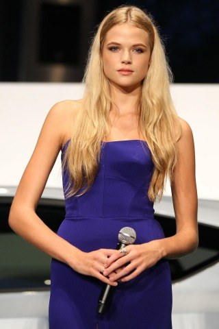 Gabriella Wilde height and weight