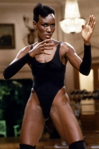 Grace Jones Height, Weight