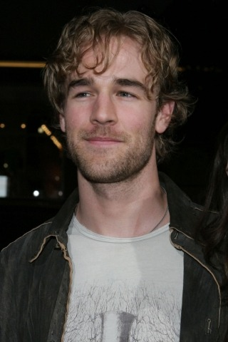 James Van Der Beek height and weight