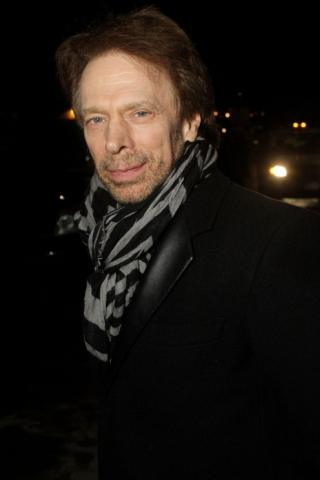 Jerry Bruckheimer height and weight