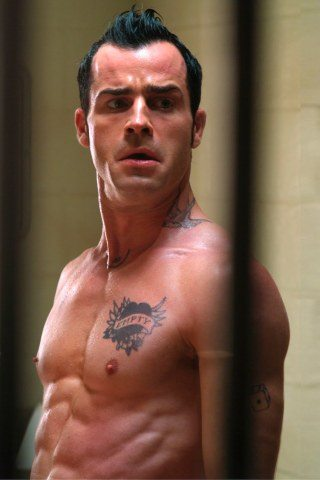 Justin Theroux height and weight