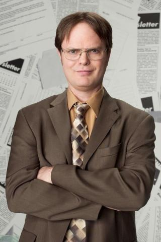 Rainn Wilson height and weight