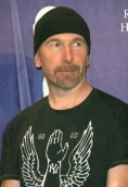 The Edge (U2 guitarist) height and weight