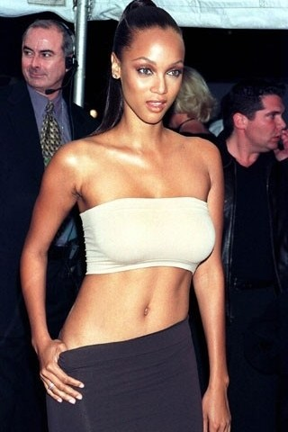 Tyra Banks height and weight