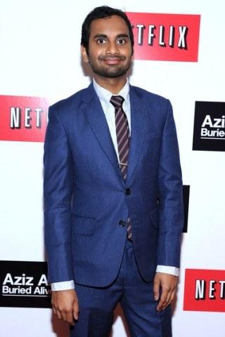 Aziz Ansari Height