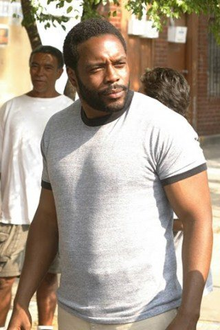 Chad L. Coleman height and weight